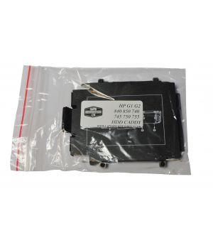 Compatible for HP EliteBook 850 840 G1 G2 (NOT G3 G4) Repalcement HDD Drive Caddy Frame Bracket
